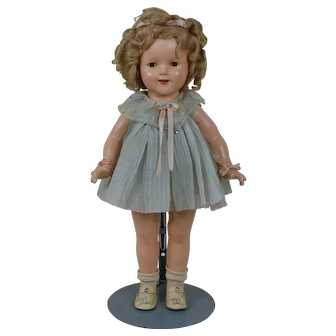 1930's Ideal Novelty & Toy Co. Shirley Temple
