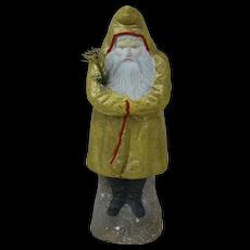 """1800's German 14"""" Belsnickel Santa"""