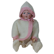 1905-1910 Large Sized Hilda J.D.K Baby Doll