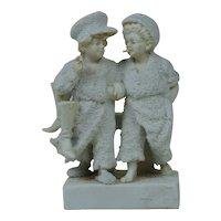 Early Galluba & Hofmann 1890's - 1900's Snow Children