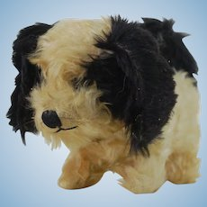 1950's-60's Farnell Plush Dog with Collar