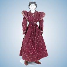 1840's-1850's Early Kestner China Doll