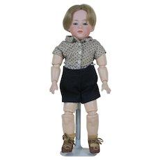 Rare Heubach German Character Doll 6970
