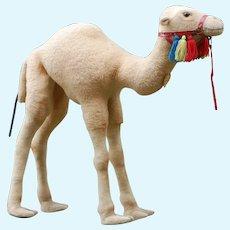 """1950's Steiff Huge 30"""" Studio Camel"""