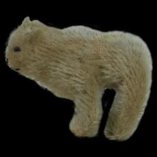 1910's Stuffed Bear on all Fours