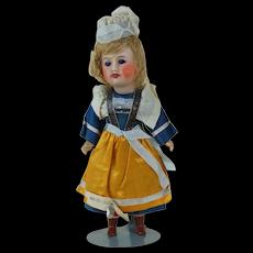 1910's French Souvenir Doll Near Mint