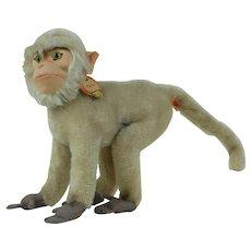 "1950's Steiff ""Coco"" Plush Monkey"
