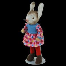 1930's Kersa Rabbit Plush