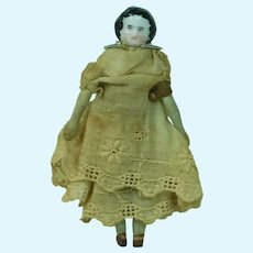 1870's Miniature China Doll