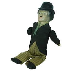 """1920's Trade """"Gee"""" Mary Charlie Chaplin Tumble Toy"""