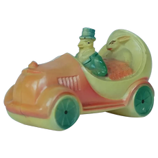 1920's-30's American Viscoloid Celluloid Car Rattle