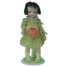 "1910's 9"" Armand Marseille ""Just Me"" 310/7/0 German Doll"