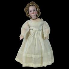 1910's German Three Face Doll w/ Crier