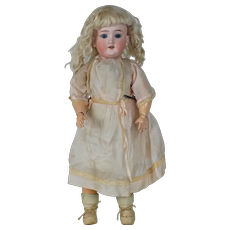 1910's Kley and Hahn Walkure #250 Doll