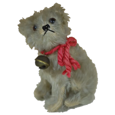Cutest Ever 4 Inch Steiff Molly Dog 1929
