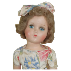 Gorgeous 1930s Composition R. & B. all Original Patsy Sweet Sue doll