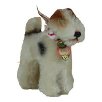 US Zone Germany Steiff Foxy Red lettering  tag