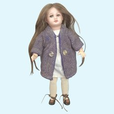Antique Bluette Doll French UNIS 301