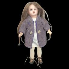 Antique Bluette Doll French UNIS 301