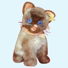 Super cute 1950s Steiff Siamy Cat All ID