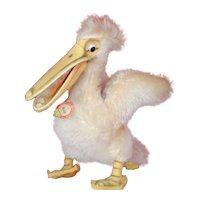 1950s Steiff Piccy Pelican All ID