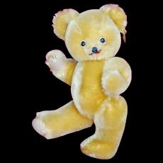 1950s Near Mint American Character Teddy Bear ID 10 inch