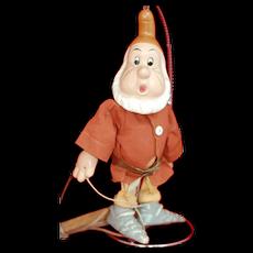 "All Original Walt Disneys' Madame Alexander "" SNEEZY "" Marionette"
