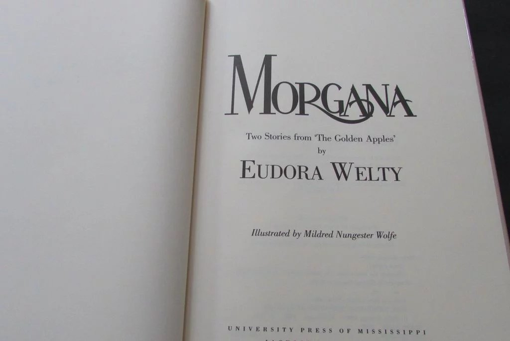 eudora weltys the golden apples essay Eudora welty was born in 1909, in jackson, mississippi, grew up in a prosperous home with her two younger brothers her parent was an ohio-born insurance man and a strong-minded west virginian schoolteacher, who settled in jackson in 1904 after their marriage.