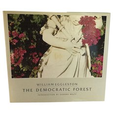 """1st Edition, William Eggleston's """"The Democratic Forest"""" - Red Tag Sale Item"""