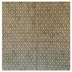 High End Venezia Fabric, Fortuny Style