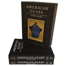 """American Glass 1760-1930: The Toledo Museum of Art"""