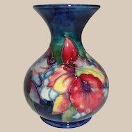 Moorcroft Orchid Vase