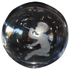Orrefors Bubble Vase by Vicki Lindstrand