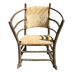 Old Hickory Rocker Rocking Chair