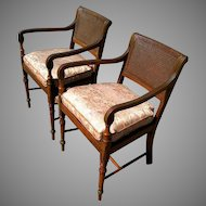 Colonial Revival Mahogany Corner Cupboard Cabinet The