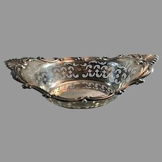 Cromwell Pattern by Gorham Sterling Silver Lg Nut or Candy Dish Bowl