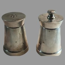 Tiffany & Co Sterling Silver Salt Shaker & Pepper Mill/Grinder