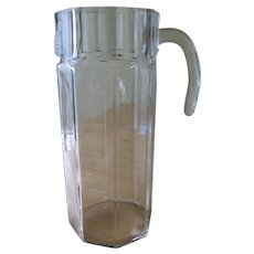 Cristal D'Arques France Pitcher Octime Clear