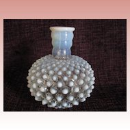 Fenton Hobnail French Opalescent Wrisley Cologne Bottle Without Stopper