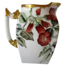 Tressemann & Vogt Limoges Early 1890's Pitcher