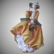 Royal Doulton Figurine Top O' The Hill HN 2127