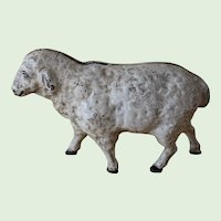 Vintage Grey Iron Casting Co. Sheep Still Bank