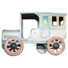Kurtz German wind up toy car.