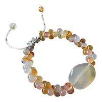 All Carnelian Bracelet 1