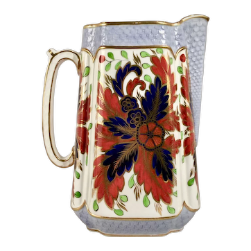 A Copeland Spode English Aesthetic pitcher, Stoke-on-Trent,1884