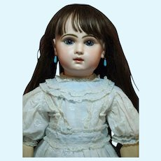 """Very Pretty Antique 24"""" French Jumeau Bebe from the 19th Century ♥♥"""