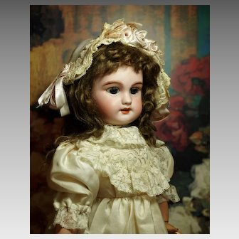 Cabinet Size DEP Antique Doll ♥♥
