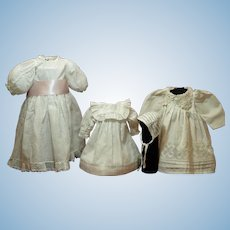 Three Dresses $39.00 Each- Includes Antique -All Good Condition ♥♥