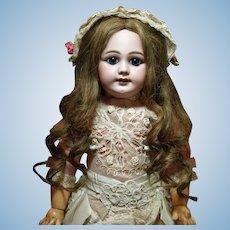 Jumeau Bebe DEP 10 -Gorgeous Deep Blue Paperweight Eyes ♥♥