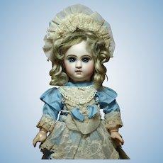 Stunning Antique Depose Tete Jumeau Bebe 5 ♥♥